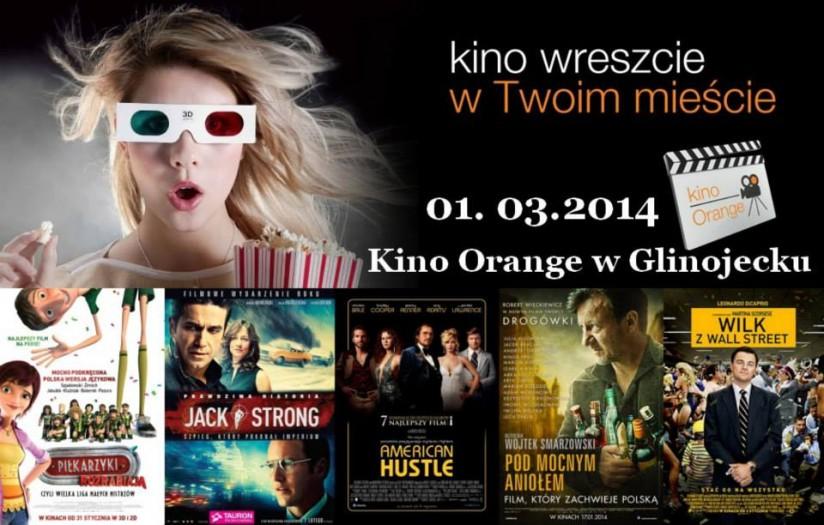 Kino Orange w Glinojecku