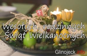 Życzenia Wielkanocne Glinojeck