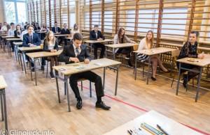 Egzamin Gimnazjalny Glinojeck 2015 (3)