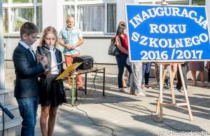 Rozpoczęcie roku 2016-2017 Szkoła Podstawowa (1)