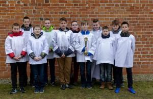 Turniej Piłki Nożnej Ministrantów (3)