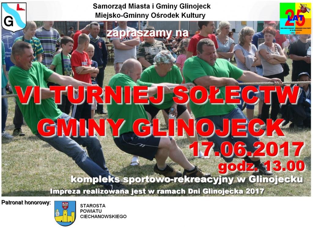 plakat turniej sołectw