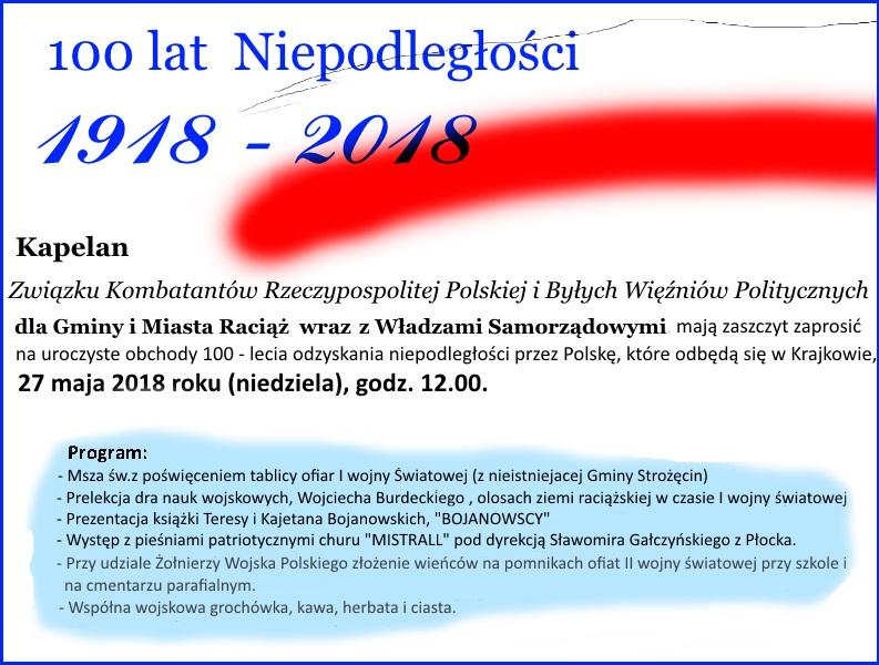 Krajkowo 2018