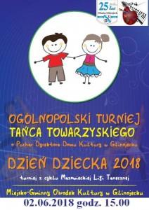 ogolnopolski turniej tanca towrzyskiego