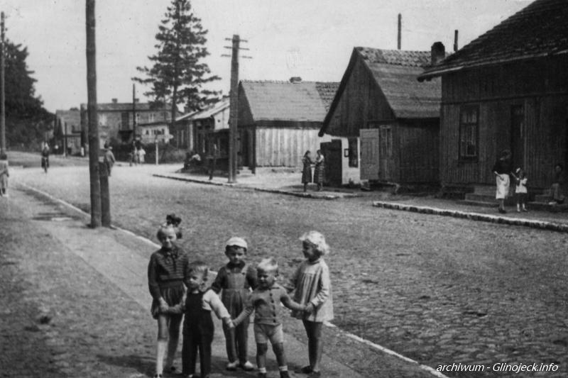 ul. Fabryczna lata 60-70